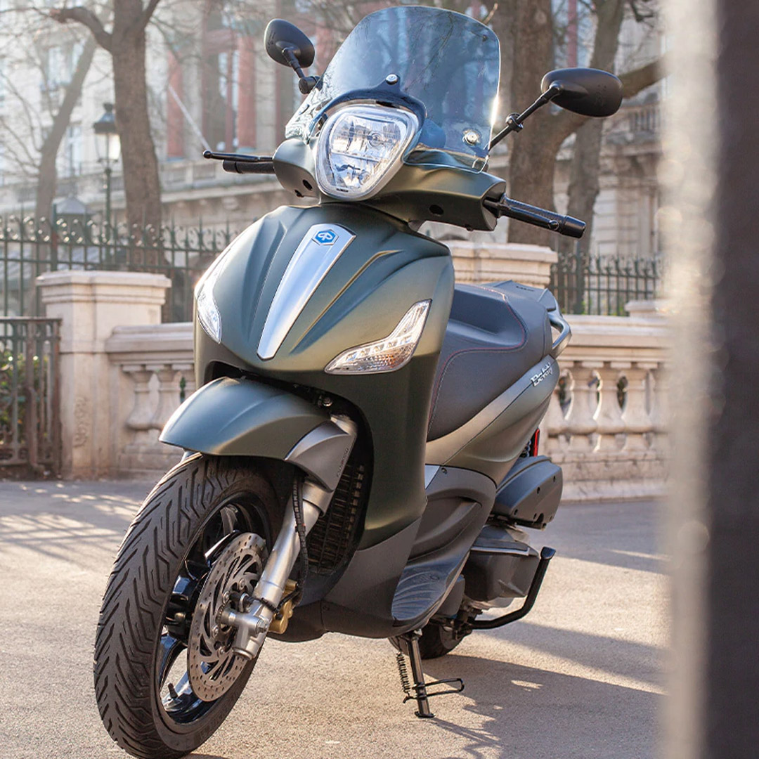 Black Friday Mo.Vi Piaggio: Beverly 300cc tuo da 3.990€!